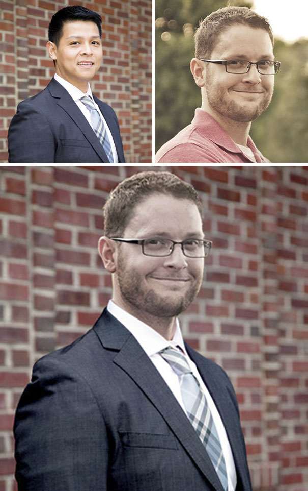 New Job Required A Photo Of Myself In A Suit For Their Website. I Don't Own A Suit