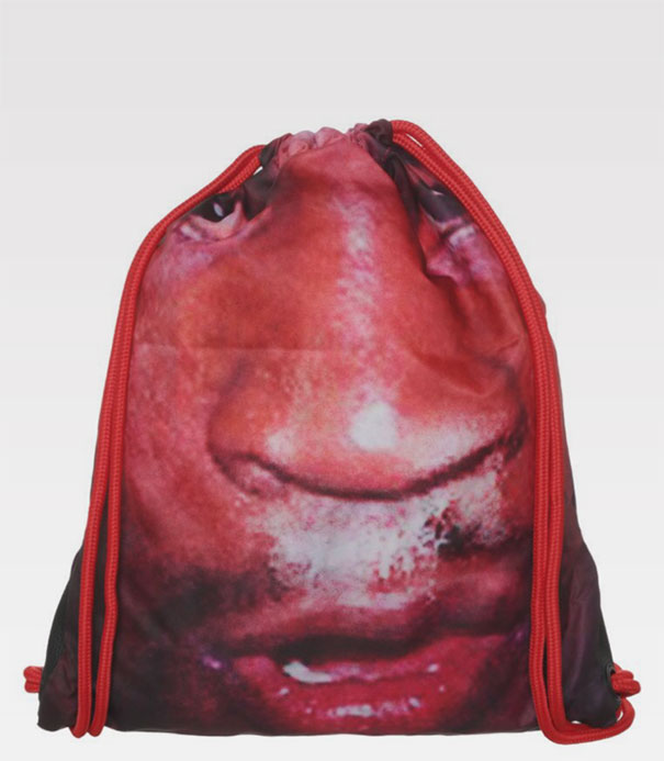 """Let's Put A Face On A Gym Bag!"""