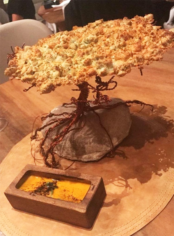 The Tree Of... Pizza?