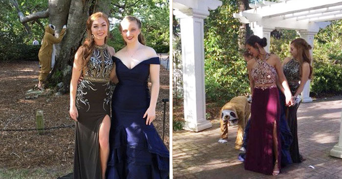 The Way This Girl Handled Her Date Not Showing Up For Prom Is Hilarious