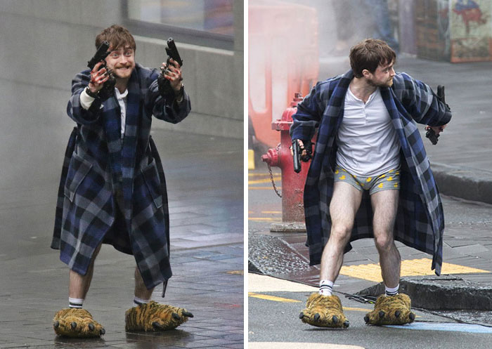 People Can't Stop Messing With Daniel Radcliffe's Photos, And The Result Is Hilarious