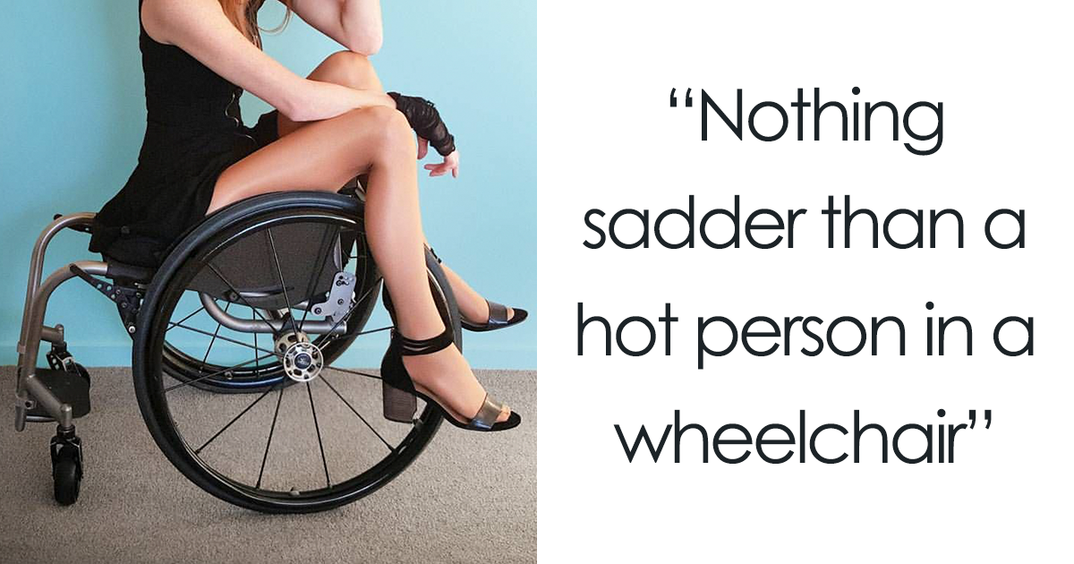 Troll Offends Woman In Wheelchair On Twitter, Gets Brilliantly Shut Down By Other Wheelchair Users