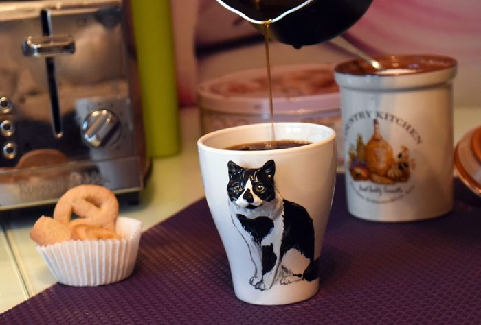 I Create Custom 3d Pets On Mugs | Handmade