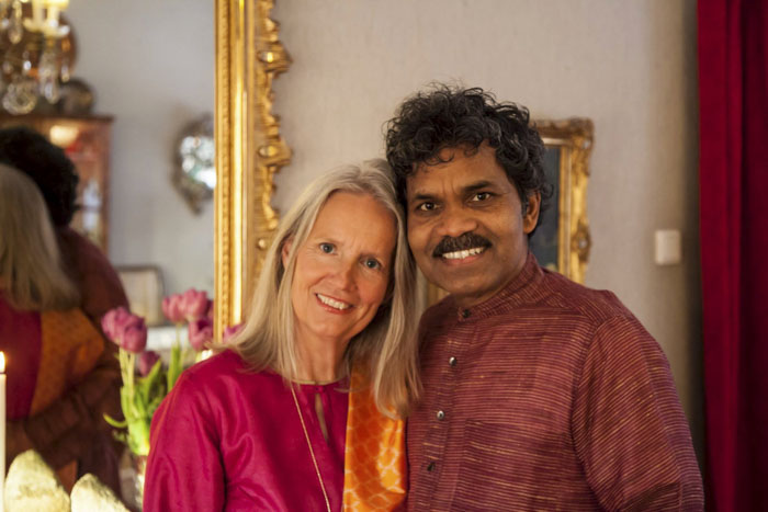 Blonde with indian guy wow, woman tour russia