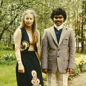 40 Years Ago Love-Driven Man Biked 6,000 Miles From India To Sweden, Here's How He Lives Now