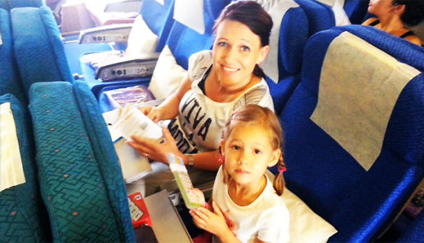 Dave Hally Took One Last Photo Of His Wife And 4-Year-Old Daughter Before Takeoff For Their Dream Vacation Aboard Mh17, Shortly Before It Was Shot Down Over Ukraine By Russia-Led Forces, Killing Everybody On Board