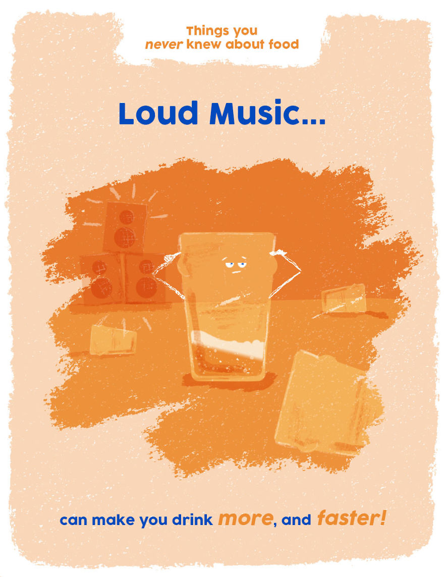 Loud Music Makes You Drink More, And Faster!