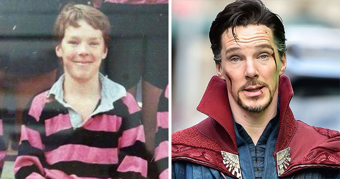 These 19 Photos Show How Avengers Looked As Kids