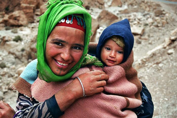 Tinerhir, Morocco (2003)