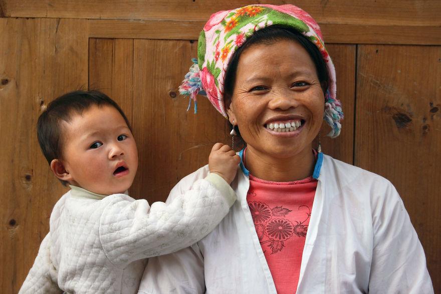 Yuanyang, China (2007)