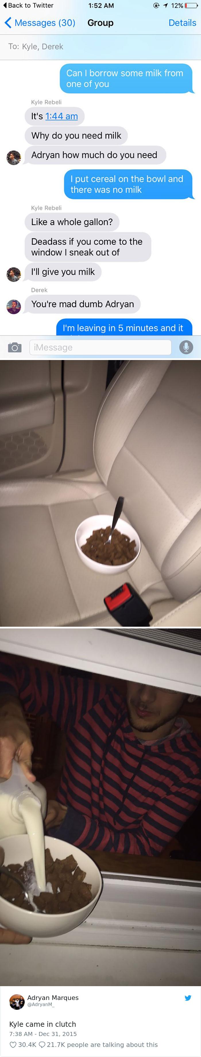Cereal Problem