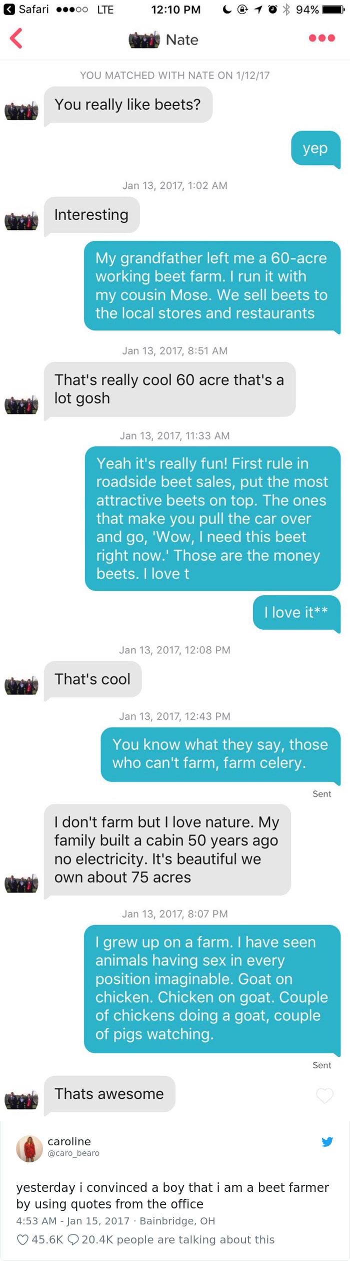 Beet Farmer