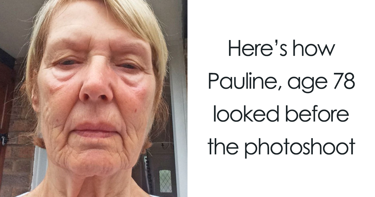 Women As Old As 78 Get Transformed Into Pin-Up Girls, And The Result Will Surprise You