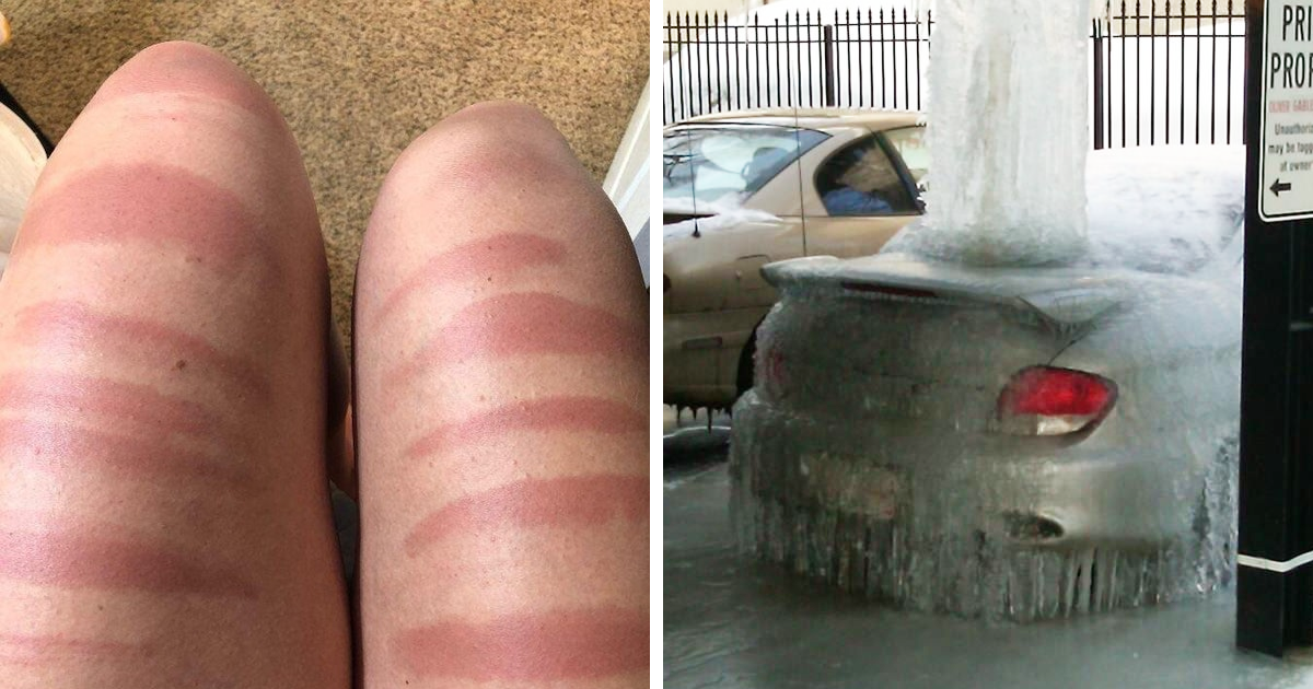 20+ People Who Are Having A Worse Day Than You
