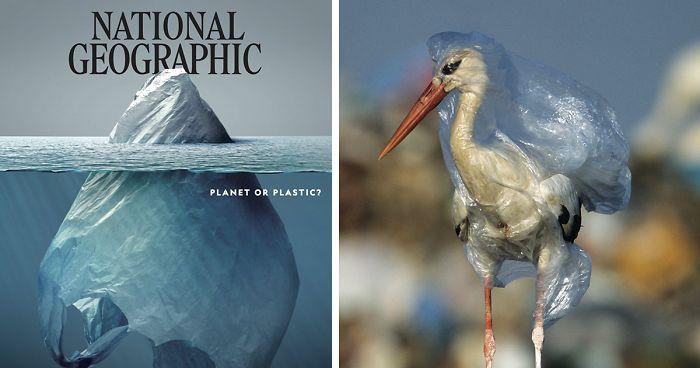 19 Fotos impactantes de National Geographic que revelan lo que el consumismo ha hecho a nuestro mundo