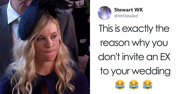 Internet Is Laughing Out Loud At These 20+ Hilarious Reactions To The Royal Wedding