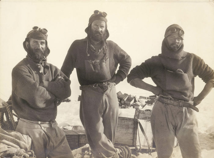 Photo Of The Crew Members