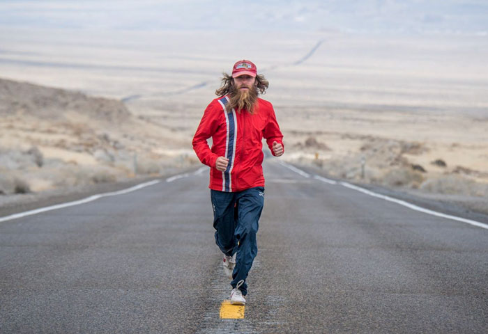 Man Spends 19 Months Running 15,000 Miles Across America, And Makes A Surprise At The End