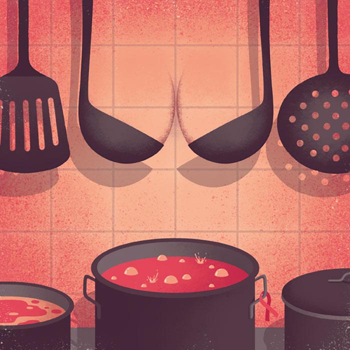 Sexy Kitchen