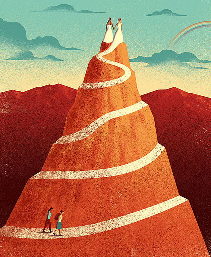 The Long Way To Marriage Equality