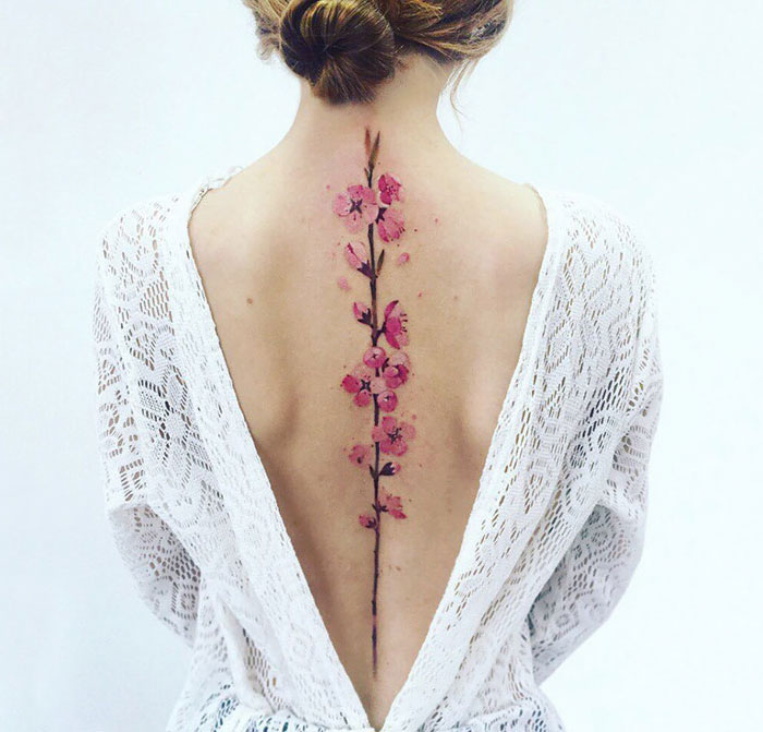 50 Of The Best Spine Tattoo Ideas Ever