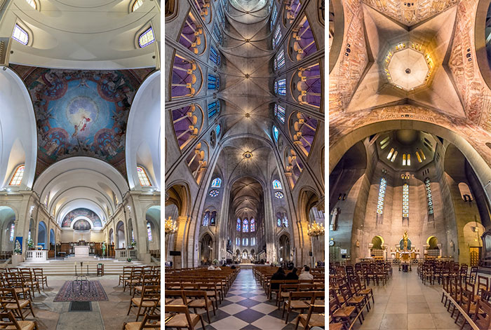 The Churches Of Paris That I Photographed In A Unique Way