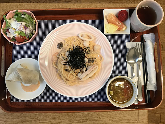 You Will Find It Hard To Believe That This Woman's Photos Of Japanese Hospital Food Are Real