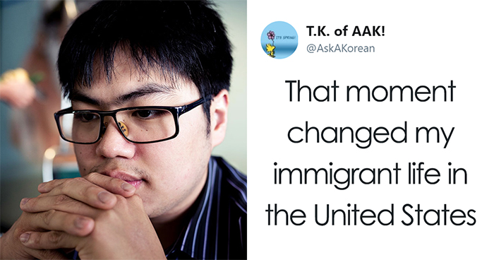 The Way This Non-English Speaking Immigrant Was Treated When He Arrived In The US Is Going Viral