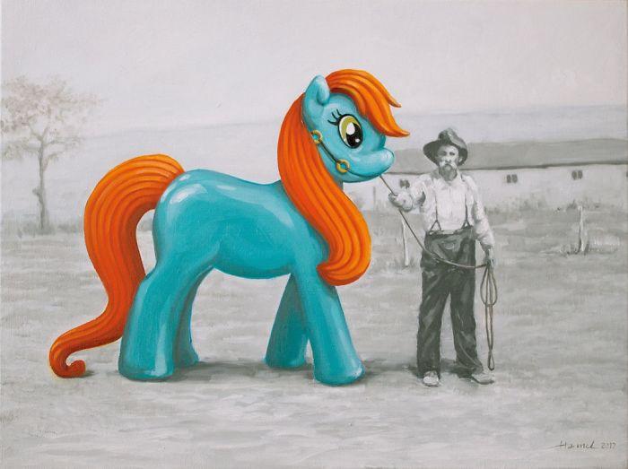 Toni Hamel Paintings