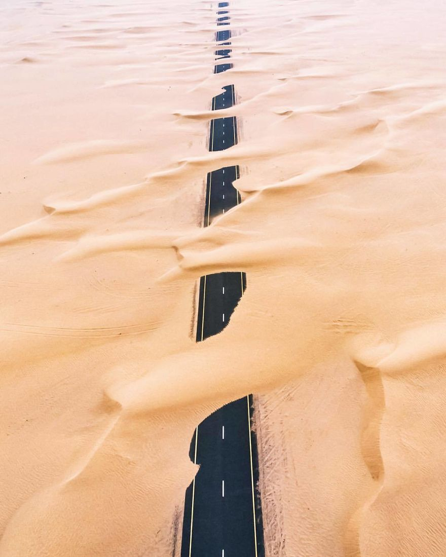 Wandering Sands (Dubai, United Arab Emirates)