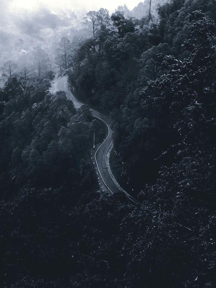 The Roads I Took!