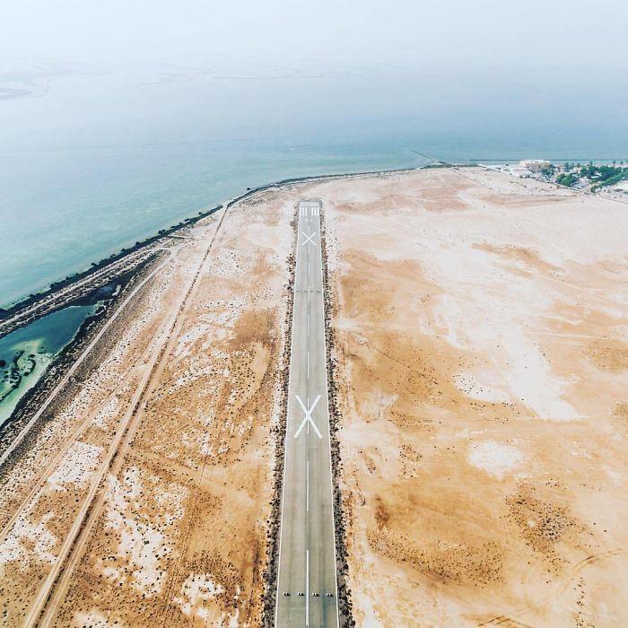 No Landing Here (Dubai, United Arab Emirates)
