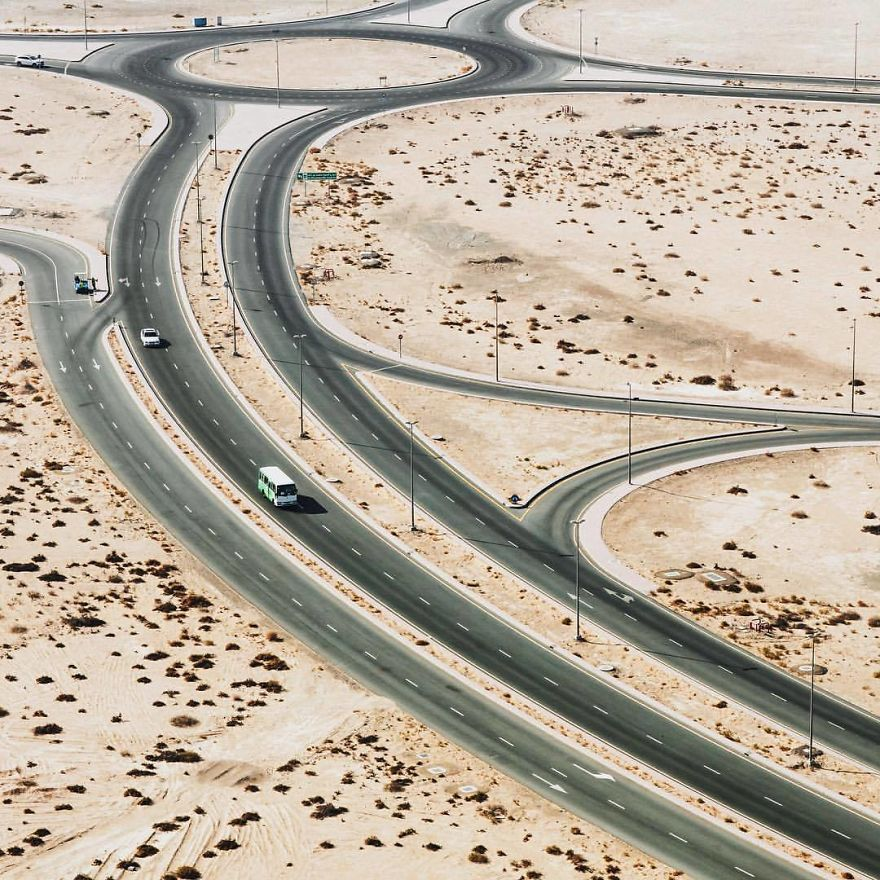 Roundabout (Dubai, United Arab Emirates)