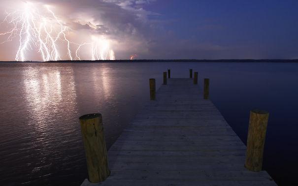 Distant Lightning