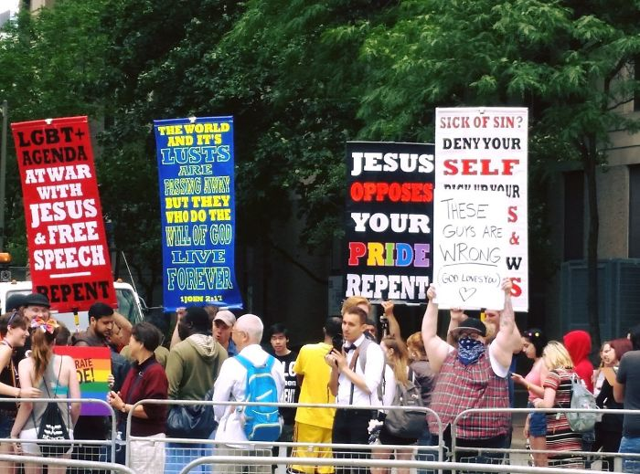 These Guys Are Wrong (God Loves You)