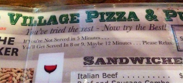My Local Pizza Pub