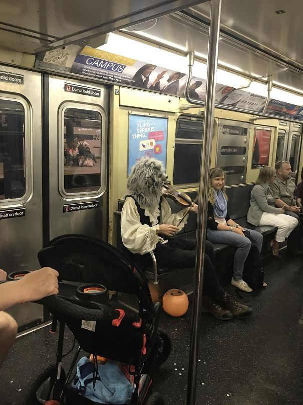 First Time Riding The NYC Subway And It Was Not A Forgettable Experience