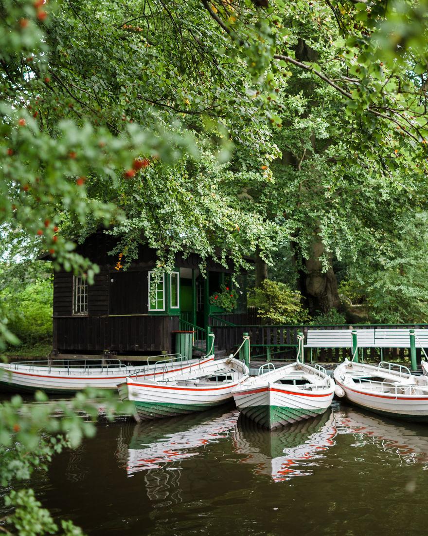 Frederiksberg Boat Dock