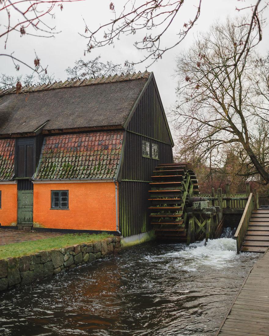 Lyngby Mill