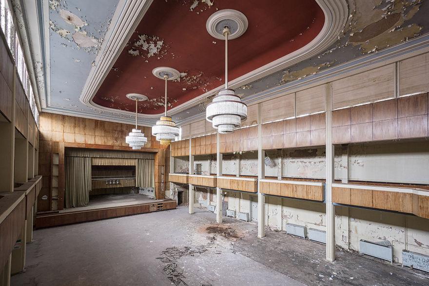 Ballroom, Germany