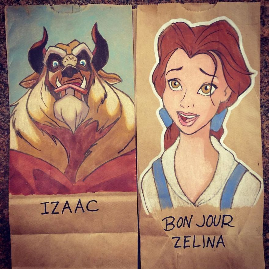Art-On-Kids-Lunch-Bags-Lynell-Jinks