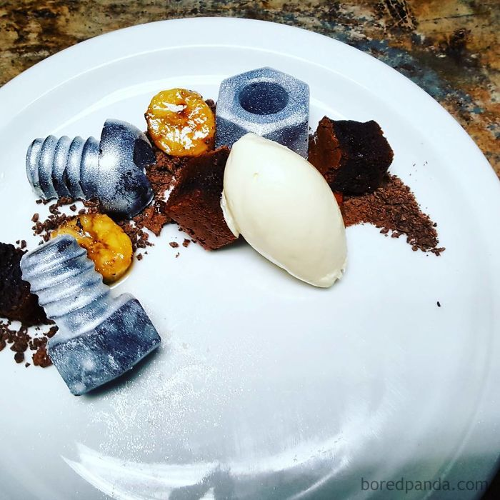 Chocolate And Banana