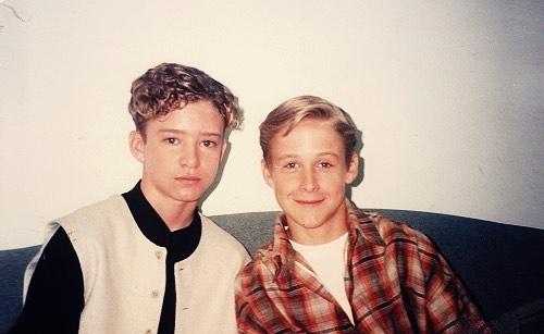 Justin Timberlake & Ryan Gosling, 1994