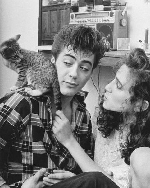 Robert Downey Jr. & Sarah Jessica Parker