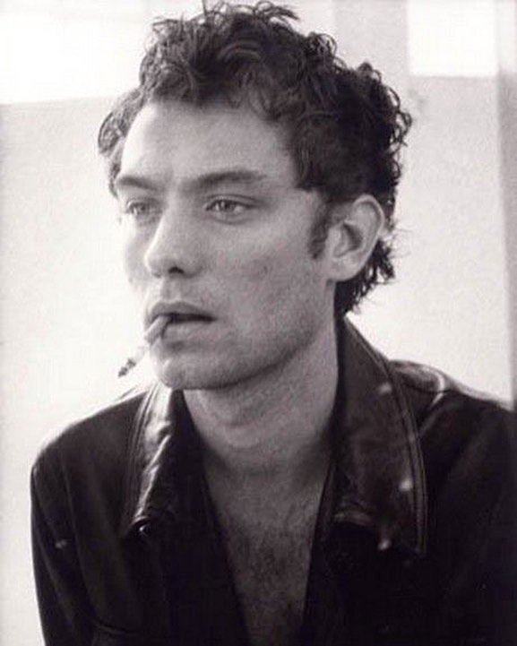 Jude Law Photographed In Late 1990s