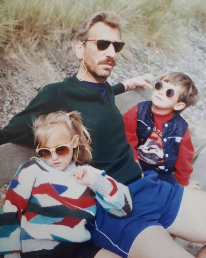 Old School Dads