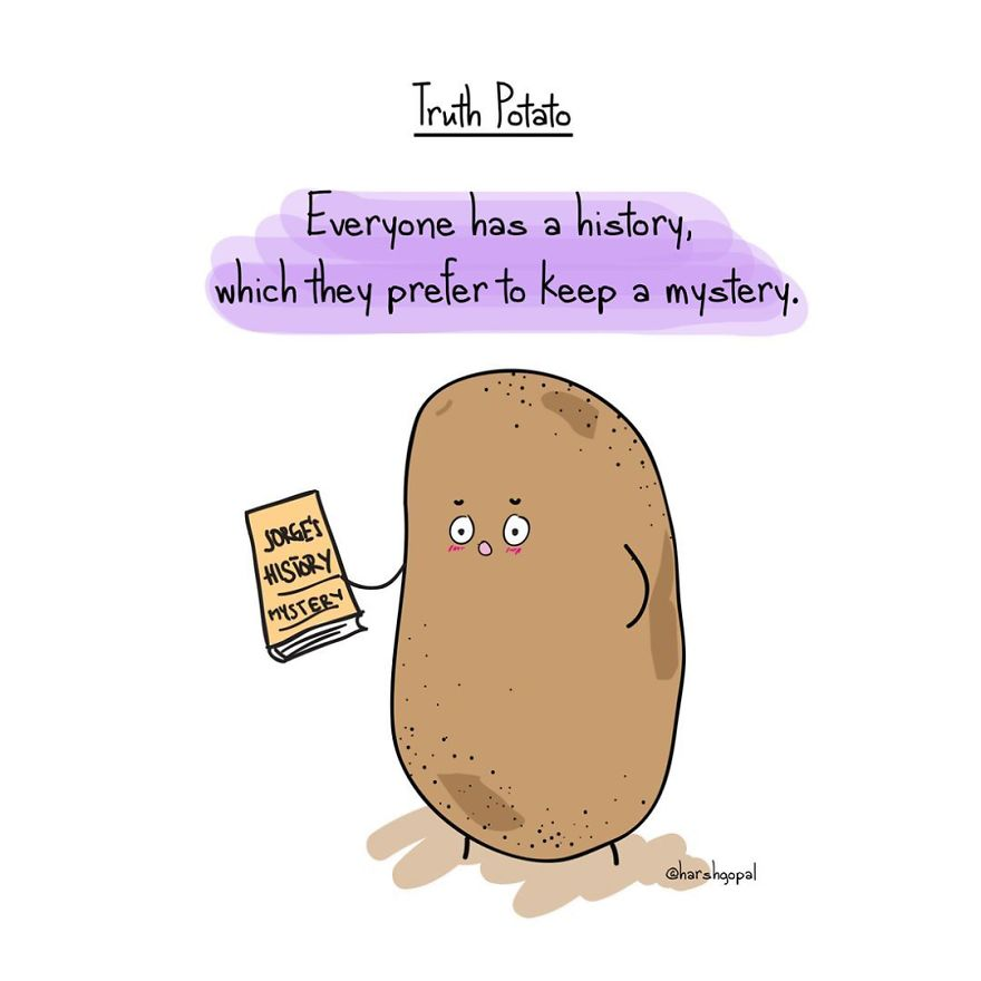 20+ Bitter Truths From The Truth Potato That You Must Read (Again)!