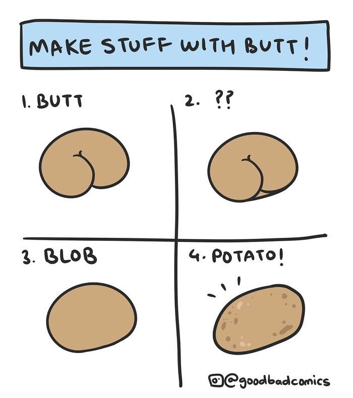 Make Stuff With Butt
