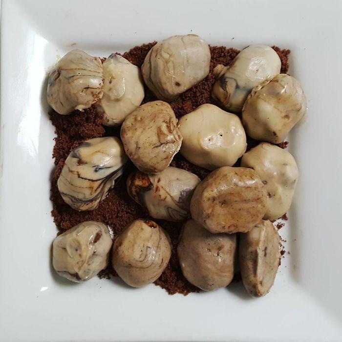 Edible Stones...