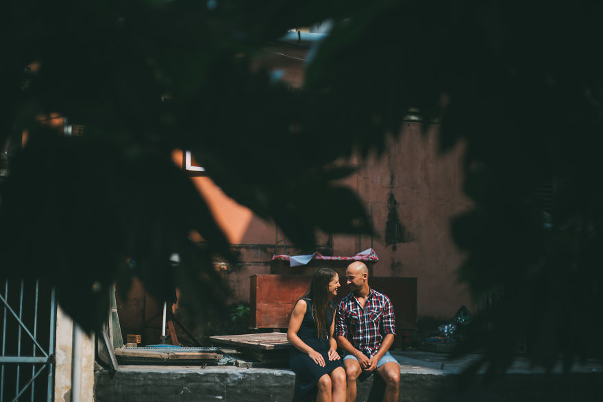 Engagement Photography By Da Nang Photographer